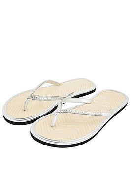 accessorize-crystal-embellished-seagrass-flip-flop-natural