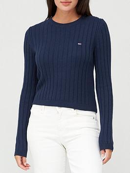 tommy-jeans-regular-rib-sweater-navy