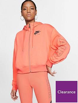 nike-nsw-air-full-zipnbsphoodie-orange