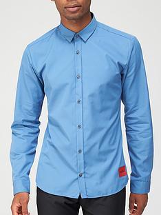 hugo-ero-3-red-patch-logo-shirt-medium-blue