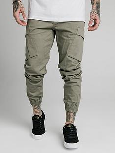 sik-silk-cargo-pants-khakinbsp