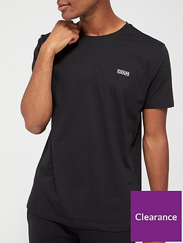 hugo-dero-small-chest-logo-t-shirt-black