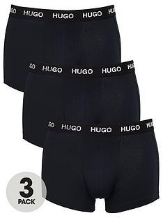 hugo-3-pack-trunks-black