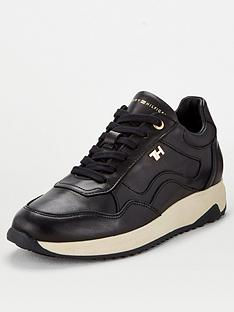 tommy-hilfiger-elevated-leather-runner-black