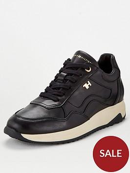 tommy-hilfiger-elevated-leather-runner-black