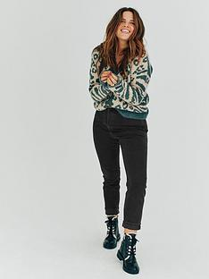 v-by-very-studio-slim-straight-leg-jean-washed-black