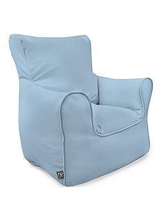 rucomfy-kids-armchair-beanbag--nbspblue