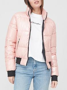 champion-paddednbspjacket-pink
