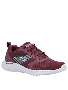 skechers-bounder-lace-up-trainers-rednbsp