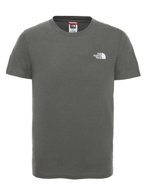 the-north-face-childrensnbspshort-sleeve-simple-dome-t-shirt-green