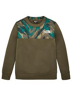the-north-face-surgent-crew-sweatshirt-green