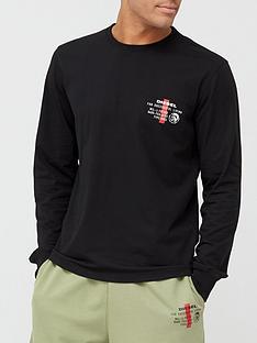 diesel-diego-lounge-long-sleeve-t-shirt-black