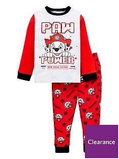 paw-patrol-boys-paw-patrol-marshall-power-up-pjs-red