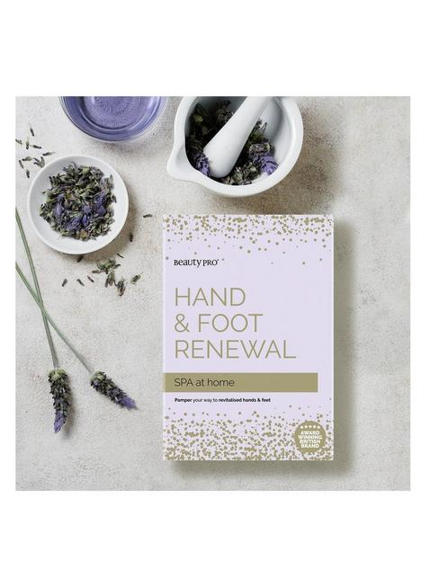 beauty-pro-hand-foot-renewal-mask-set