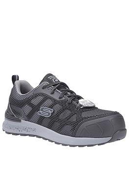 skechers-bulkin-lyndale-workwear-slip-resistant-toe-cap-trainer-black