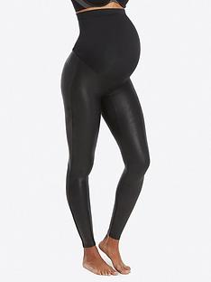 spanx-mama-faux-leather-legging