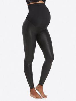 spanx-mama-faux-leather-legging