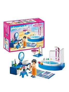 playmobil-playmobil-70211-dollhouse-furnished-bathroom
