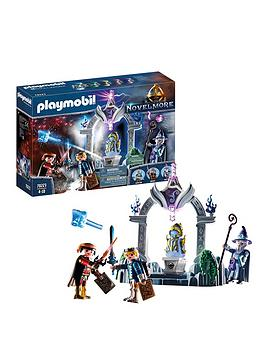 playmobil-playmobil-70223-novelmore-knights-temple-of-time-with-invincibus-and-led-sword