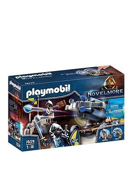 playmobil-playmobil-70224-novelmore-knights-firing-ice-cannon