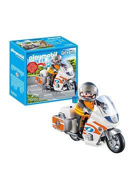 playmobil-playmobil-70051-city-life-hospital-emergency-motorbike-with-flashing-light