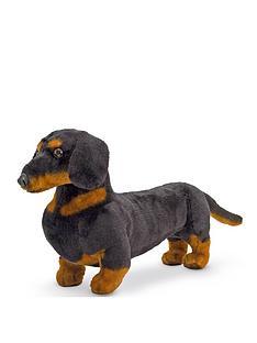 melissa-doug-dachshund-plush