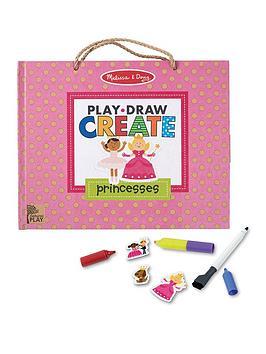 melissa-doug-reusable-drawing-and-magnet-kit-princess
