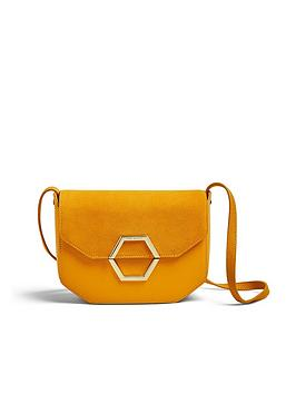 ted-baker-hexagon-detail-xbody-bag-yellow