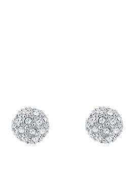 ted-baker-pavly-pave-ball-stud-earrings-silver