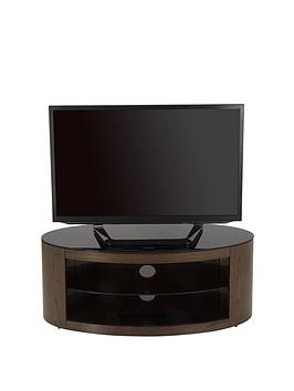 avf-buckingham-oval-affinity-1100nbsptv-stand-walnutblack-fitsnbspup-to-55-inch-tv