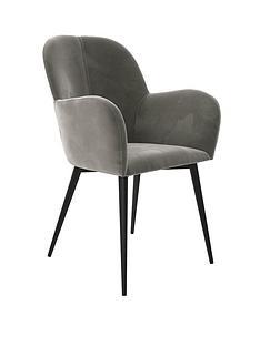 fitz-velvet-accent-chair-grey