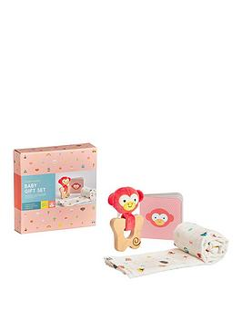 petit-collage-little-monkey-gift-set
