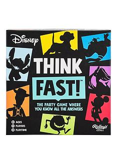 ridleys-disney-think-fast-game