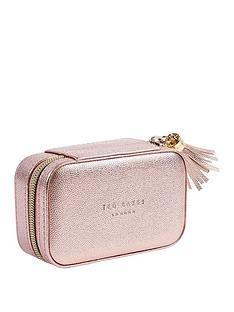 ted-baker-mini-jewellery-case-metallic-pink