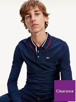 tommy-jeans-tjmnbspstretch-slim-long-sleeve-polo-shirt-navynbsp