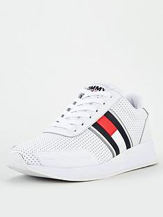 tommy-hilfiger-flexi-perforated-leather-runner-trainers-whitenbsp