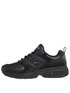 tommy-hilfiger-heritage-seasonal-chunky-sole-trainers-black