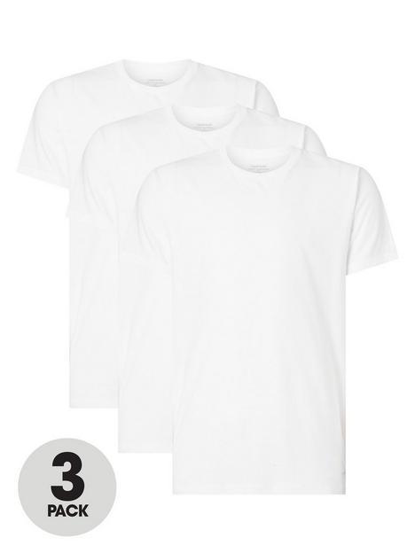 calvin-klein-3-pack-t-shirt-white