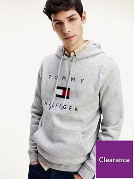 tommy-hilfiger-flag-hilfiger-pullovernbsphoodie-greynbsp