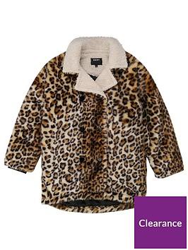 dkny-girls-oversized-faux-fur-leopard-coat