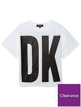dkny-girls-short-sleeve-logo-boxy-t-shirt
