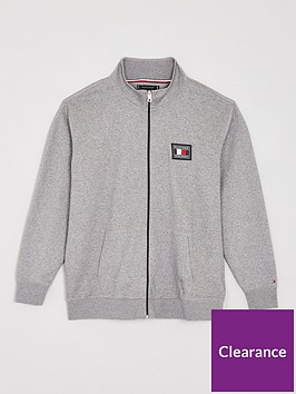 tommy-hilfiger-icon-essentials-zip-thru-sweat-grey-marl