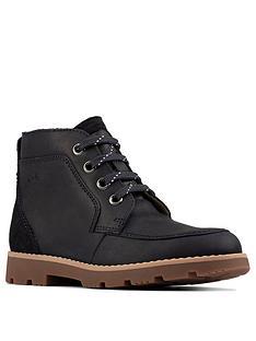clarks-heath-lace-up-kid-boot-navy