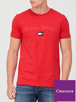 tommy-hilfiger-archive-graphic-t-shirt-red