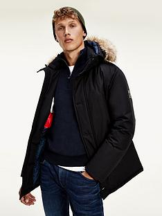tommy-hilfiger-hampton-down-fill-parka-black