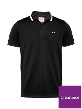 tommy-jeans-tjm-classics-tipped-stretch-polo-shirt-blacknbsp