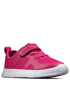 clarks-ath-flux-toddler-trainer-pink