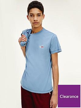 tommy-jeans-tjm-chest-logo-t-shirt-bluenbsp