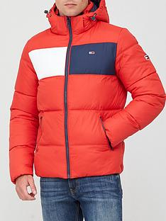 tommy-jeans-tjm-colorblock-padded-jacket-red