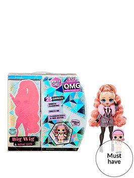 lol-surprise-omg-winter-chill-big-wig-fashion-doll-amp-madame-queen-doll-with-25-surprises